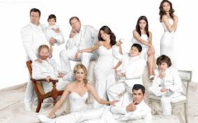 Modern Family wallpaper entitled season 2 cast2