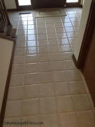 cleaning ceramic tile floors with vinegar unique fresh clean tile floor vinegar kezcreative