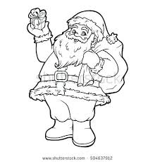 Santa Claus Is Coming To Town Coloring Pages Zupa Miljevcicom