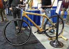 Nahbs Bamboosero Bamboo Bicycles From Around The World Bikerumor