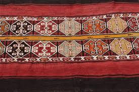 vintage kilim rug 5 4 x3 9 feet