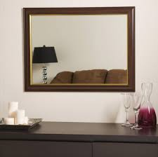 decorating 9 piece small square wall decor mirrors with metal frames decor wall mirrors