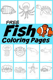 Pages for kids mandala coloring pages online mandala coloring pages pdf mandalas art printable complex coloring pages printable funny cartoons quote coloring pages pdf therapeutic mandala coloring pages tribal mandalas unicorn. Free Fish Coloring Pages For Kids