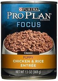 Purina Pro Plan Wet Dog Food Focus Puppy Chicken Rice