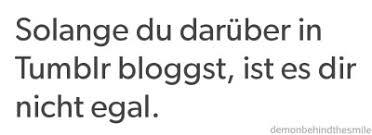 Nicht Egal Tumblr