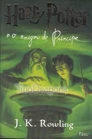 harry potter e o enigma do príncipe harry potterbook jacketbook
