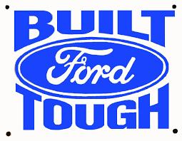 pink built ford tough logo. Contemporary Logo Inside Pink Built Ford Tough Logo