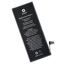 iphone 6 battery size iphone 6 replacement battery fix kit ifixit