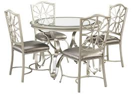 langlois furniture. Exellent Furniture Langlois Furniture Muskegon MI Shollyn Silver Round Silver Dining Table  Chairs To M