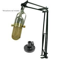 com mxl mics mxl bcd stand professional articulating desktop microphone stand al instruments