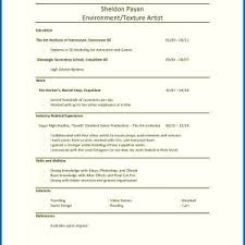 student resume no experience resumes for high school students best of sample high school resume