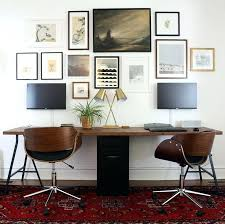 home office desks for two 8 best 2 person desk images on desks home office inside for two prepare 4 home office computer desks with hutch