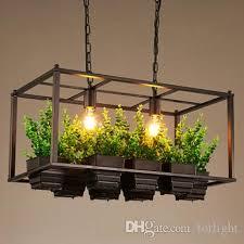 pendant lights creative personality chandeliers american european industrial vintage artistic chandelier flower clothing club bar