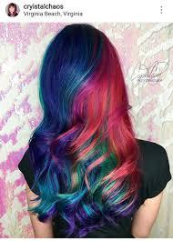 Explore Unique Colorful Hair And More