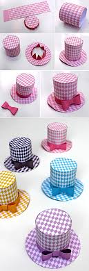 Paper Hats Patterns