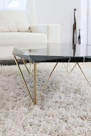 liquid marble coffee table kahve