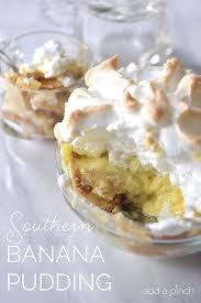 Southern Banana Pudding Recipe  Add A PinchCountry Style Banana Pudding
