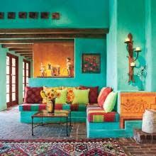 colorful mexican hallway also known as a banco mehr colorful interior .