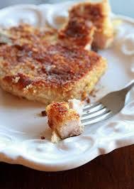 parmesan panko pork chops the kitchen