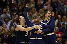2018 Ncaa Womens Basketball Notre Dame Wins National Championship