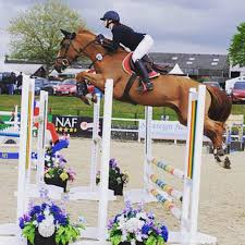 Nantwich showjumper Bobbie Heath will represent Great Britain at the  Nations Cup | Winsford Guardian