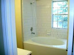 full size of corner bath shower curtain rail track tub surround whirlpool combination bathtub showers brilliant