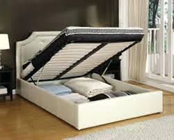 high platform beds with storage. High Platform Beds With Storage Bed Frame King Queen Pertaining To Size