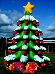 Inflatable Full Christmas Tree