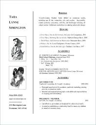 Resume Examples For College Student Student Resume Examples For