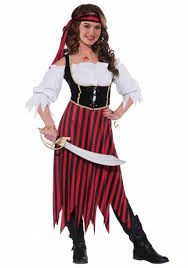 Lovely Girls Pirate Costumes Pirate Maiden Costume Convenient