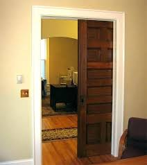 cost to install pocket door how much does it cost to install a pocket door cost