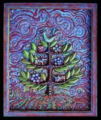 polymer clay wall art more on clay wall art pinterest with polymer clay wall art by k brueggemann my polymer clay work