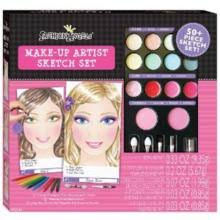 makeup artist sketch set 1014345 by fashion angels