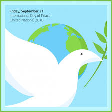Image result for international peace day 2018 free