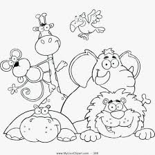 Zoo Animal Coloring Pages Terrific Coloring Pages Baby Zoo Animals