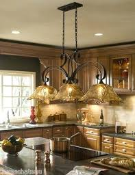 kitchen island lights images y bronze amber art glass kitchen island light fixture chandelier the french