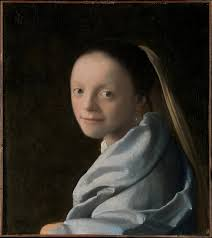 study of a young woman johannes vermeer dutch delft 1632 1675 delft