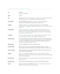 Free Basic Job Application Template