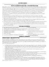 Marketing Manager Resume Sample 3 L Trade Marketing Manager ...