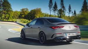 There are differences, but they're pretty subtle. The 2020 Mercedes Amg Cla45 Has A New Engine With Its Own Factory