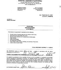 resume for house painter j o fiaschetti resume 2016 resume house house painting contract form