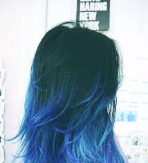 Hairstyle Ombre 40 blue ombre hair ideas my new hairstyles 4239 by stevesalt.us
