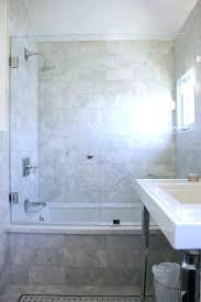 shower tub combo home depot one piece