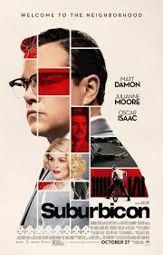 Movie Flyer Suburbicon 24 Movie Posters 22