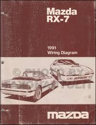 mazda rx wiring diagram wiring diagrams 1991 mazda rx 7 wiring diagram manual original rx7
