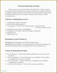 Personal Business Letter Parts Format Quiz New Friendly