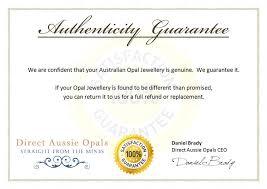 Certificate Of Authenticity Template Download Cepoko Com