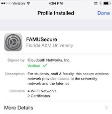 wireless information technology services howto famsecure iphone image12