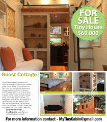 tiny houses built in austin texas our first model my tiny cabin is for