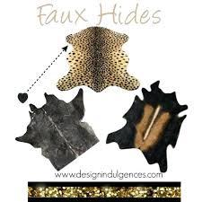 faux animal hide rugs awesome monster skin rug interiors 3 faux animal rug faux animal rugs faux cow skin rug